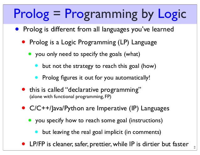 Will we see Prolog's resurgence? - BPI - The destination for